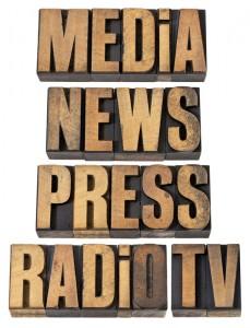 media news press radio tv